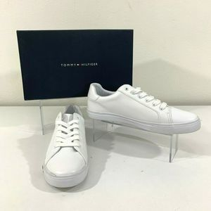 Tommy Hilfiger Shoes Luster Fashion Low Top White